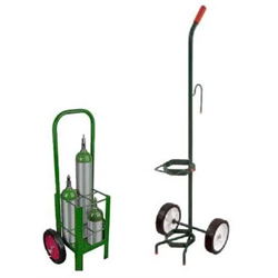 Medical Cylinder Carts & Racks