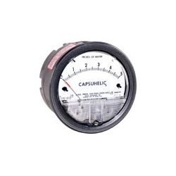 Capsuhelic Differential Pressure Gauge 4