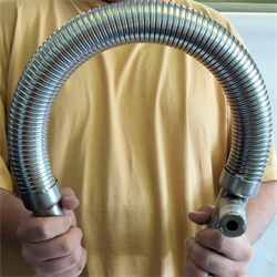 Vacuum Jacketed Hoses