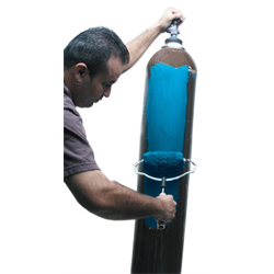 Gas Cylinder Paint