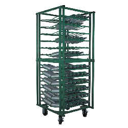 Carts and Cylinder Racks