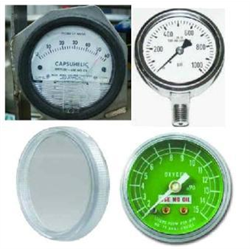 Gauges - Pressure and Volume
