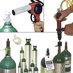 Medical Gas Fill Plant Supplies & Equipment