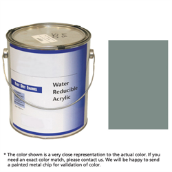 Cylinder Paint - ASA 49 Gray - 1 Gallon