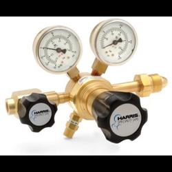 Brass or Chrome Barstock High Purity Regulators