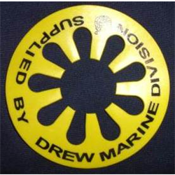 CLEARANCE - Custom Imprint Non-CapStyleCollar - Supplied by Drew Marine Division