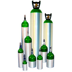 Medical Aluminum Cylinders