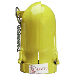 High Pressure Cylinder Caps