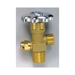 Ceodeux Valves Diaphram Seal for High Purity - Brass