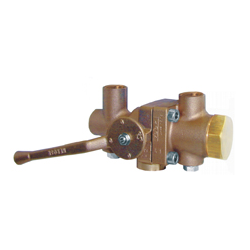 Herose Divertor Valves