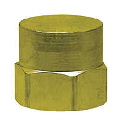 Pipe Fittings - Brass Cap