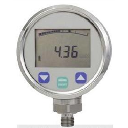 Digital S.S. Pressure Gauges