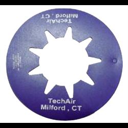 Custom Imprinted Cap Style Round Cylinder Collars