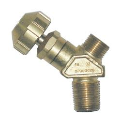 Cylinder Valves for Acetylene