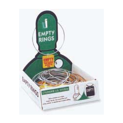 Ring Tag Counter Display