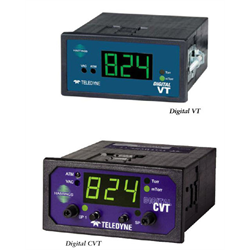 Hastings Digital Readout Vacuum Meters