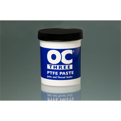 OC Three PTFE Paste, 650 Gram Jar