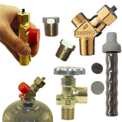 Valves - Acetylene, Propane and Accessories