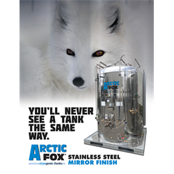 Arctic Fox® Mini Bulk and Micro Bulk Tanks