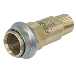 "CryoVent Quick Connect, 3/4"" Male NPT"