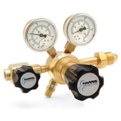 Brass or Chrome Barstock High Purity Regulators