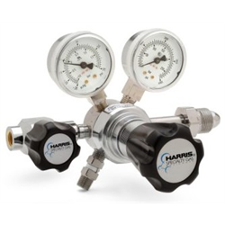 Stainless Steel Barstock High Purity Regulators