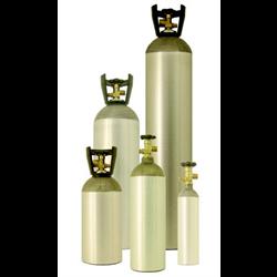 Industrial Aluminum Cylinders