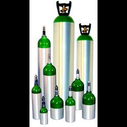 Medical Aluminum Cylinders