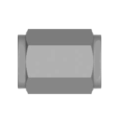 Reducing Coupling, Hex Stainless Steel
