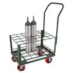 Multi Cylinder Carts - Medical