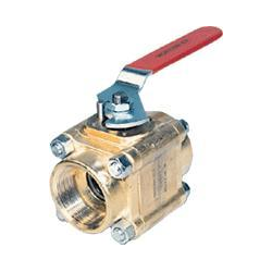 Short Stem Cryogenic Ball Valve