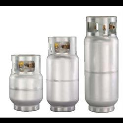 LPG Propane Gas Cylinders Forklift Aluminum