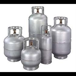 LPG Propane Gas Cylinders Portable Aluminum