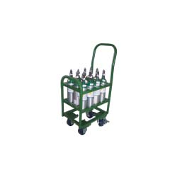 Medical M6 Carts - with Protective Coating