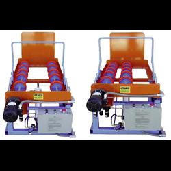 Cylinder Rollers - Adjustable Centers