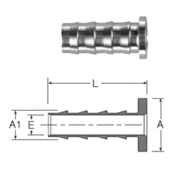 Tube Fitting Tube Insert