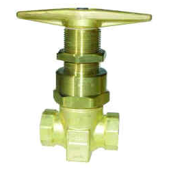 High Pressure Master Shut Off Valves