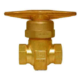 HP Master Valves Standard Bonnet Copper Seat for Oxygen
