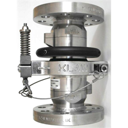 Klaw Safety Breakaway Coupling