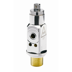 MRI Compliant Sherwood Post Medical Valves - Straight Thread