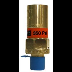 "Pressure Relief Valves - 1/4"" Liquid Dewars Use Only"