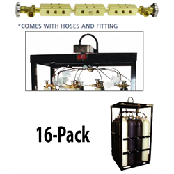 Replacement Manifold for 16 Pack Cradle