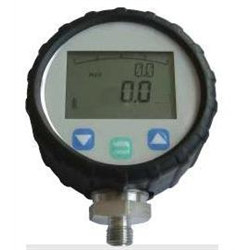 Digital S.S. Pressure Gauges with Rubber Boots