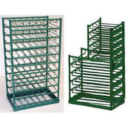 Medical Cylinder Racks & Multi-Size Cylinder Van/Truck Racks