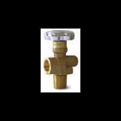 Cylinder Valves Residual Pressure Brass Body