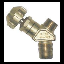 Cylinder Valves for Acetylene