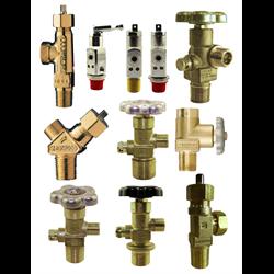 Valves - Cylinder High Pressure