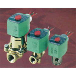Solenoid Valves - AC Operations