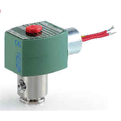 Solenoid Valves, DC Operations