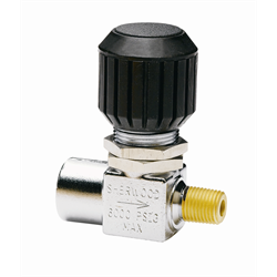 Sherwood Line Valves - Chrome Plated